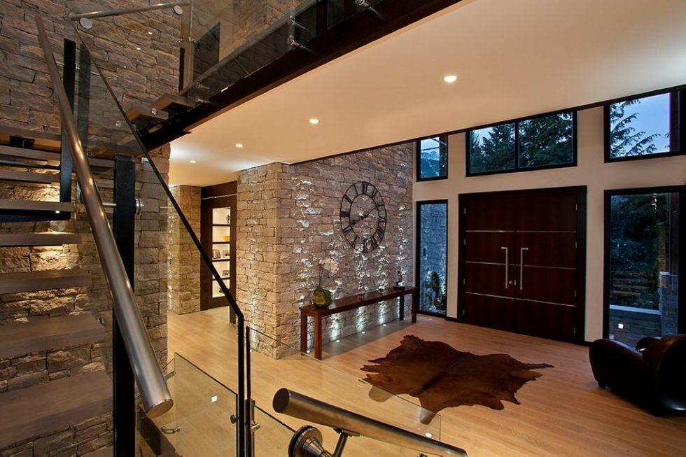 A Stylish House In British Columbian Mountains Worthing $8.5 Million 12