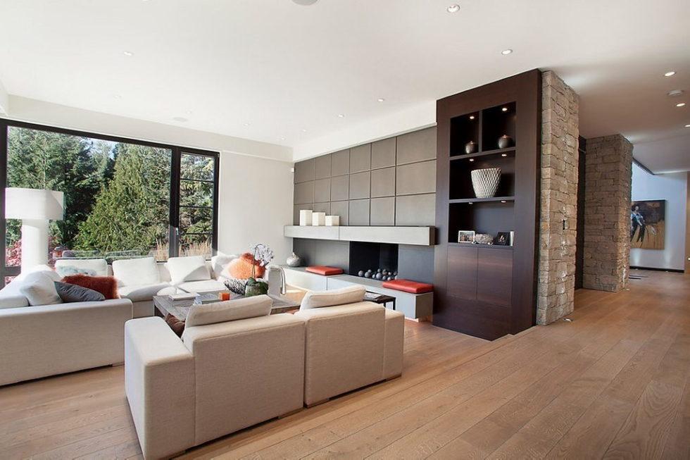 A Stylish House In British Columbian Mountains Worthing $8.5 Million 14