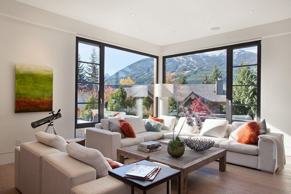 A Stylish House In British Columbian Mountains Worthing $8.5 Million 15