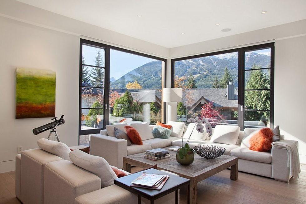 A Stylish House In British Columbian Mountains Worthing $8.5 Million 15