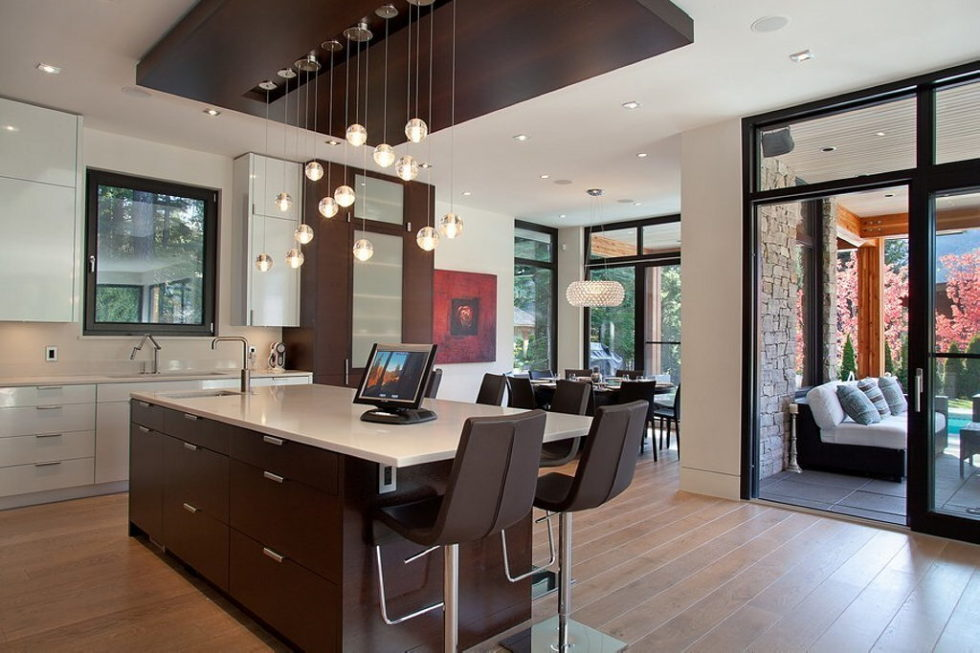A Stylish House In British Columbian Mountains Worthing $8.5 Million 16