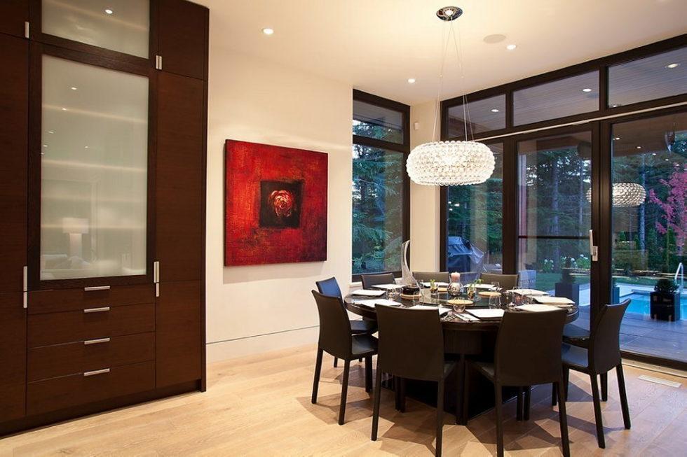 A Stylish House In British Columbian Mountains Worthing $8.5 Million 17