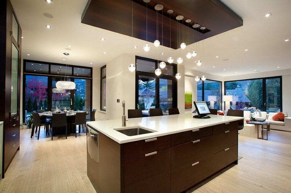 A Stylish House In British Columbian Mountains Worthing $8.5 Million 18