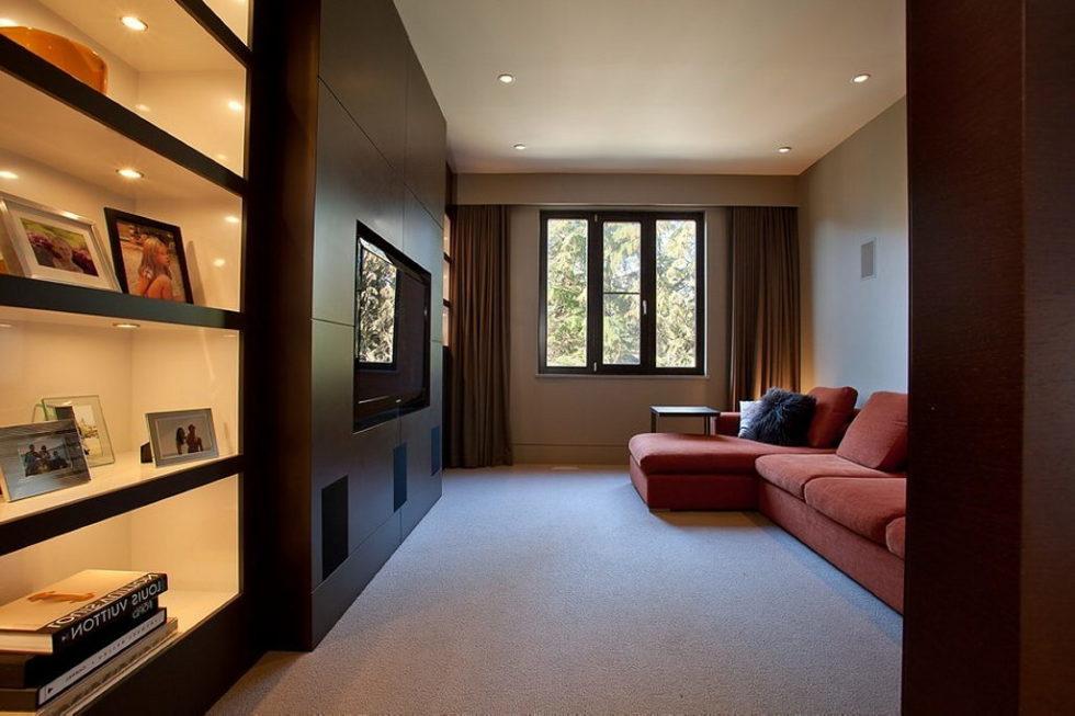 A Stylish House In British Columbian Mountains Worthing $8.5 Million 19