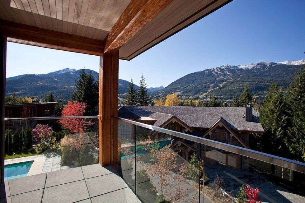 A Stylish House In British Columbian Mountains Worthing $8.5 Million 20