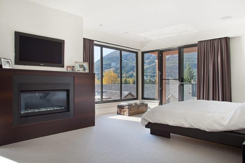 A Stylish House In British Columbian Mountains Worthing $8.5 Million 23