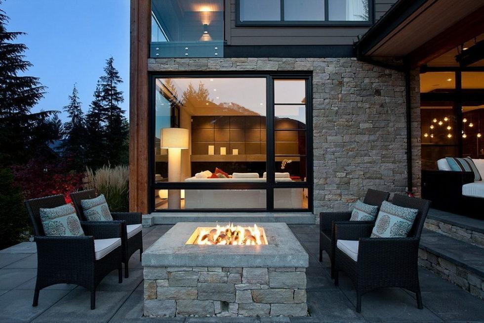 A Stylish House In British Columbian Mountains Worthing $8.5 Million 6