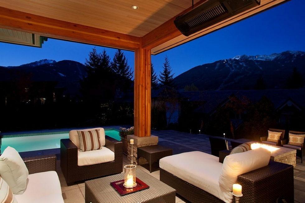 A Stylish House In British Columbian Mountains Worthing $8.5 Million 8