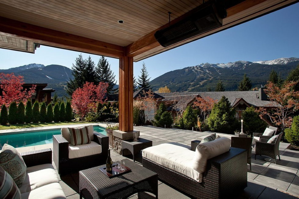 A Stylish House In British Columbian Mountains Worthing $8.5 Million 9