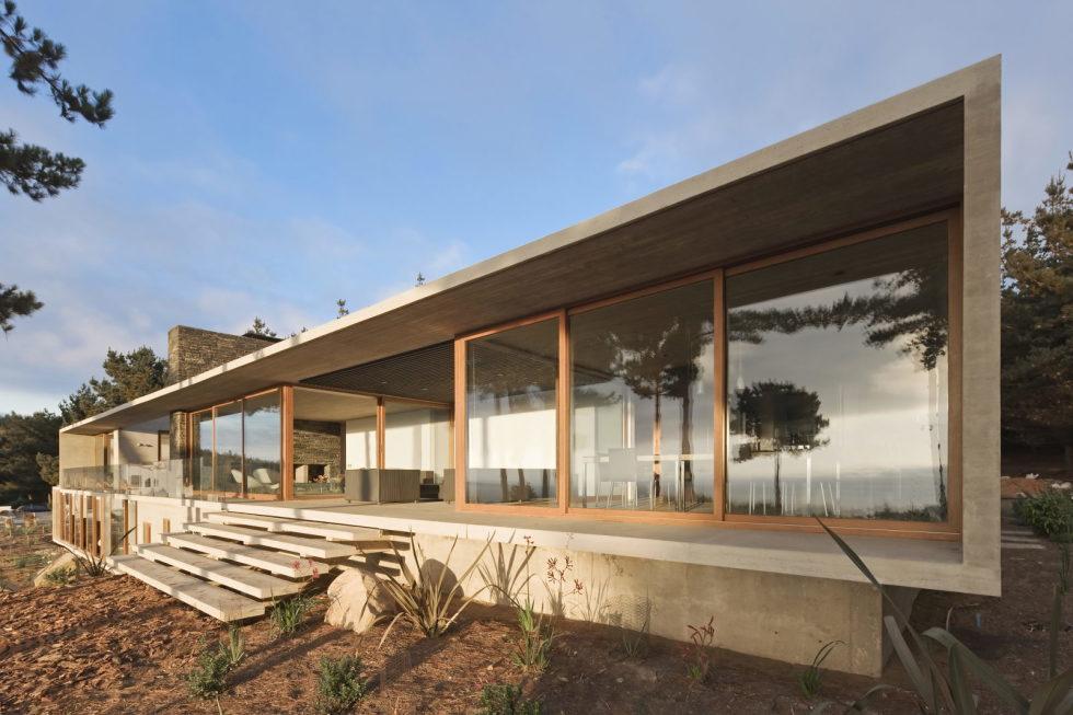 Aguas Claras House In Chile From Ramon Coz + Benjamin Ortiz Studio 12