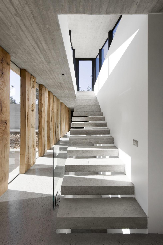 Aguas Claras House In Chile From Ramon Coz + Benjamin Ortiz Studio 17