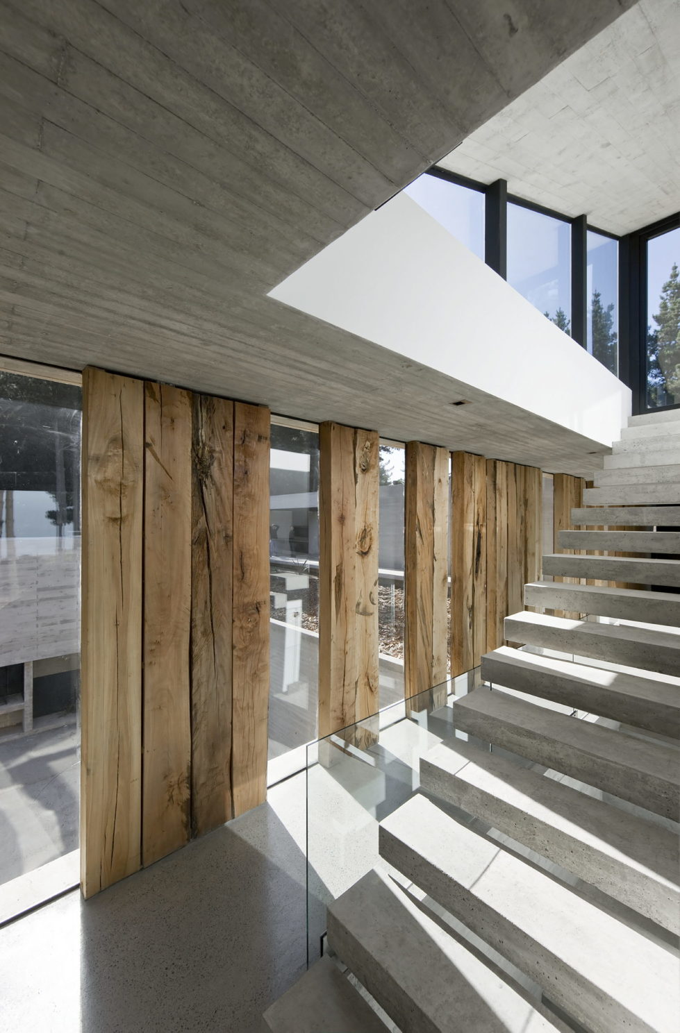 Aguas Claras House In Chile From Ramon Coz + Benjamin Ortiz Studio 18