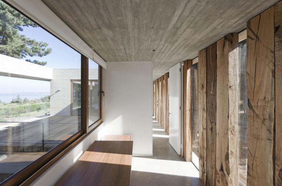 Aguas Claras House In Chile From Ramon Coz + Benjamin Ortiz Studio 19