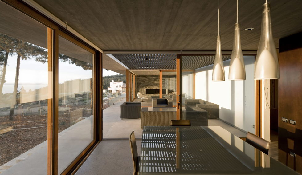 Aguas Claras House In Chile From Ramon Coz + Benjamin Ortiz Studio 20