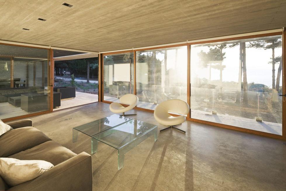 Aguas Claras House In Chile From Ramon Coz + Benjamin Ortiz Studio 21