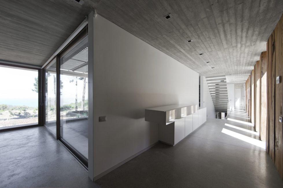 Aguas Claras House In Chile From Ramon Coz + Benjamin Ortiz Studio 23