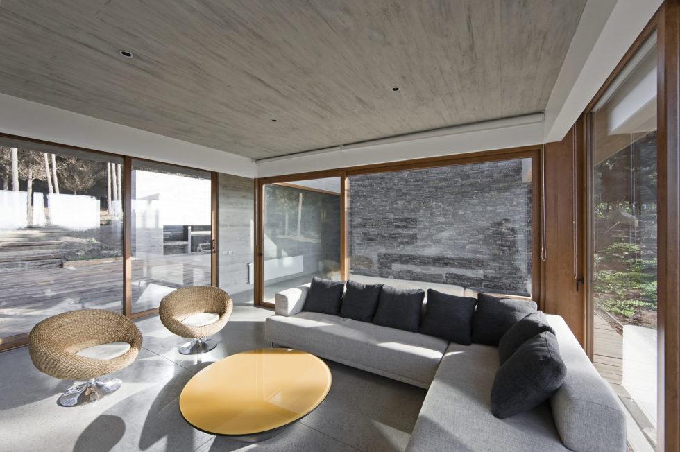 Aguas Claras House In Chile From Ramon Coz + Benjamin Ortiz Studio 25