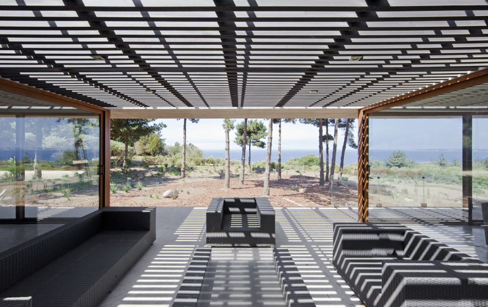 Aguas Claras House In Chile From Ramon Coz + Benjamin Ortiz Studio 27