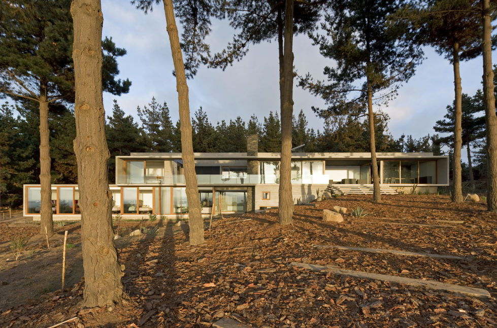 Aguas Claras House In Chile From Ramon Coz + Benjamin Ortiz Studio 7