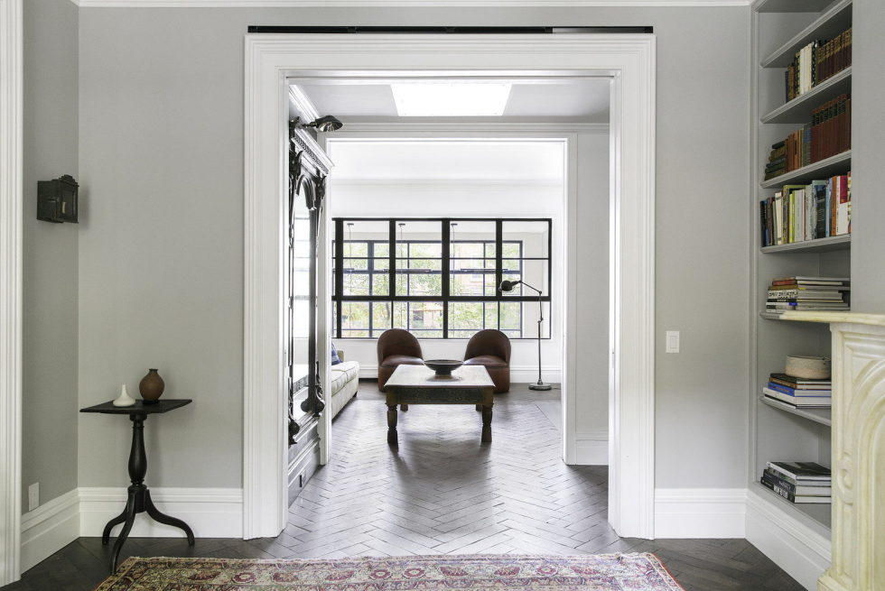 Brooklyn-Located Townhouse From Ensemble Architecture Studio 1