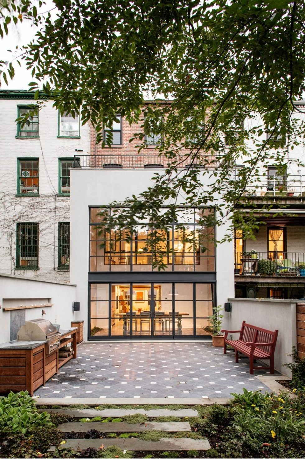 Brooklyn-Located Townhouse From Ensemble Architecture Studio 20