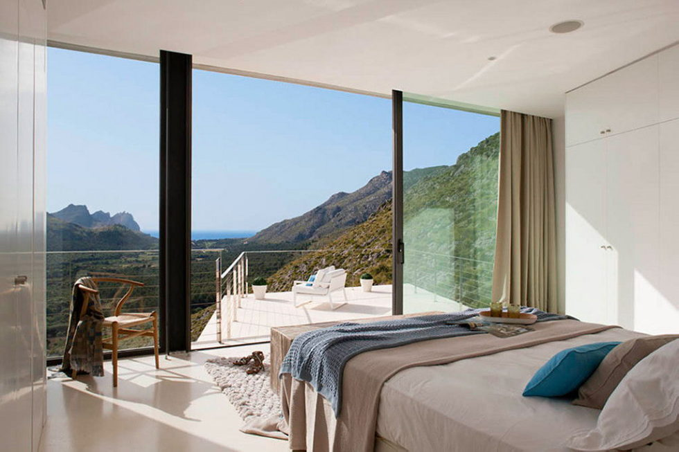 Casa 115 From Miquel Angel Lacomba Architect Studio The House In Spain, Overlooking The Picturesque Valley 9
