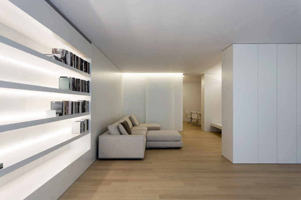 Contemporarily Designed Apartment In Valencia by Fran Silvestre Arquitectos 5