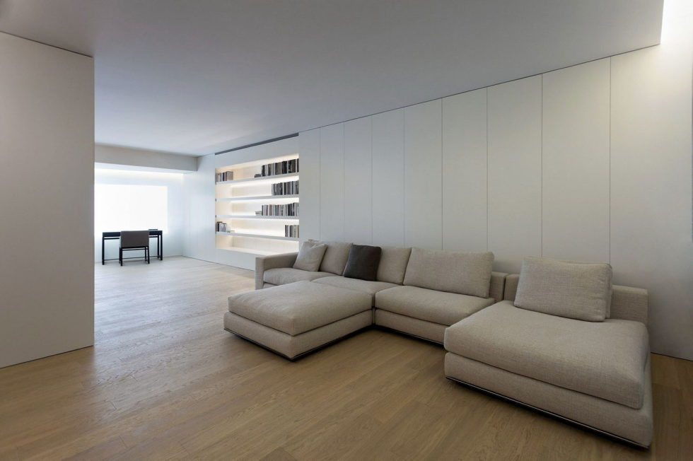 Contemporarily Designed Apartment In Valencia by Fran Silvestre Arquitectos 6