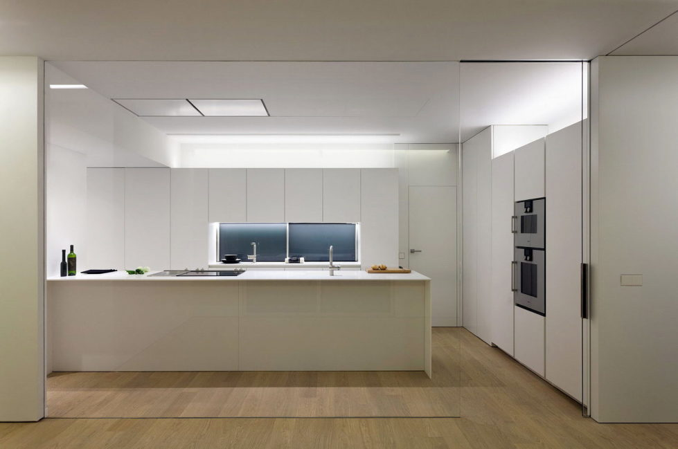 Contemporarily Designed Apartment In Valencia by Fran Silvestre Arquitectos 8