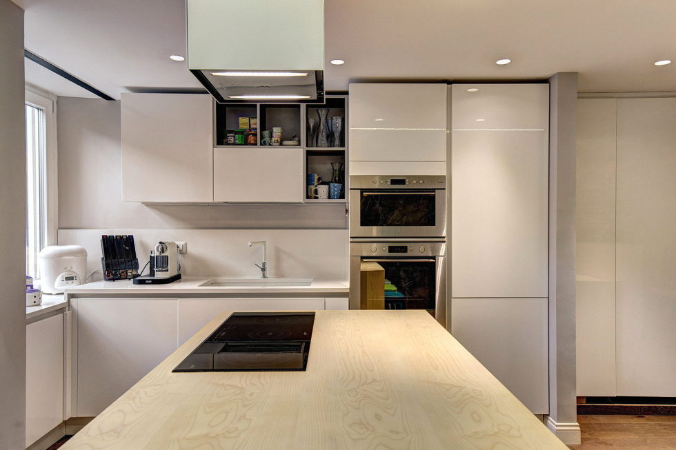 Duplex Apartment In Rome From MOB Architects 12