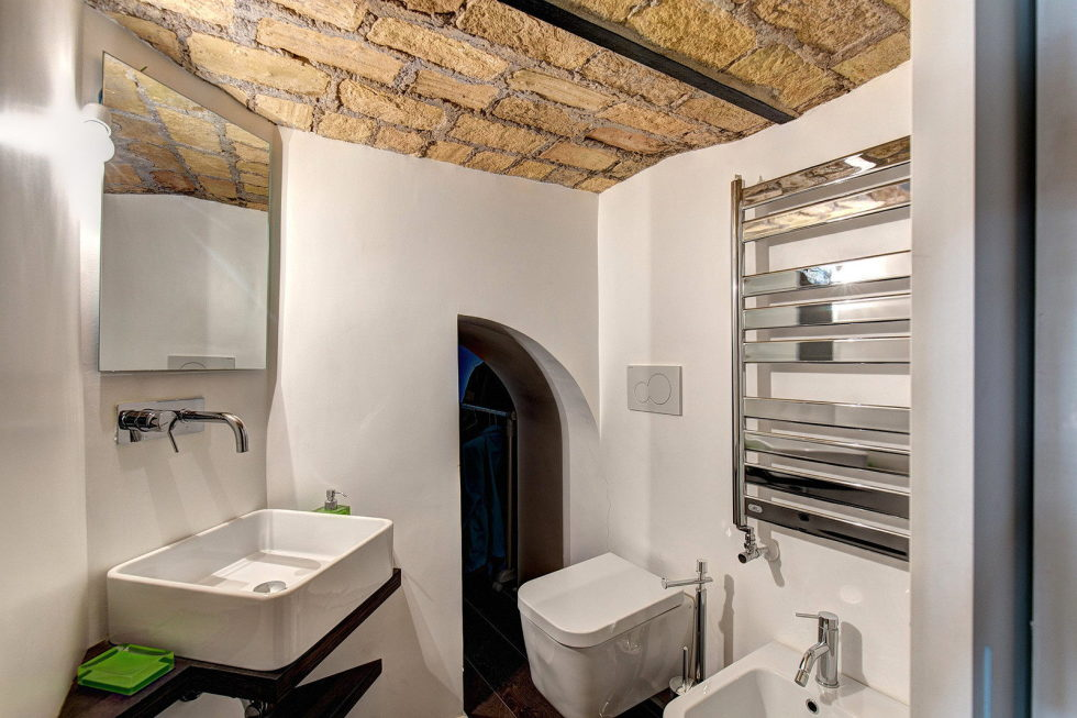 Duplex Apartment In Rome From MOB Architects 26