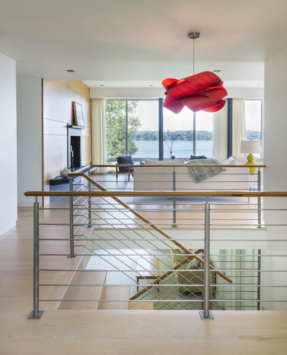 Glass House On The Riverside From RUHL WALKER Architects 5