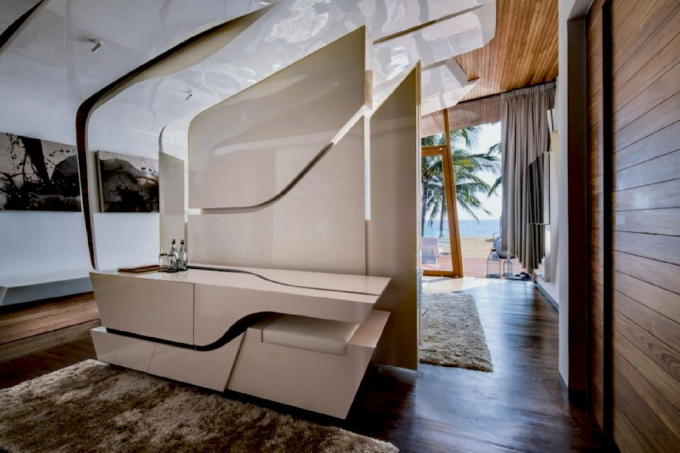 Interior Of Iniala Beach House From A-cero Studio 4