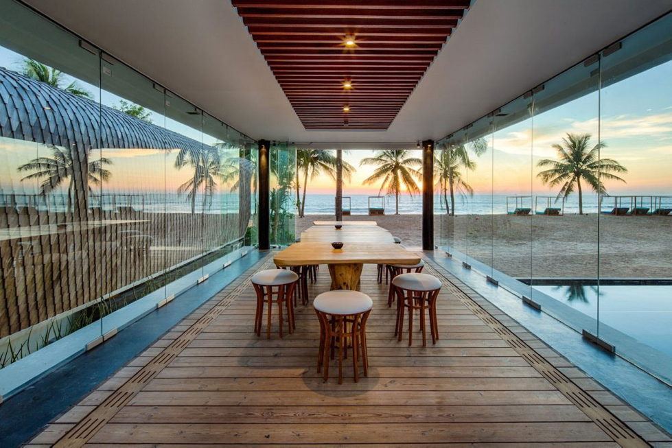 Interior Of Iniala Beach House From A-cero Studio 7