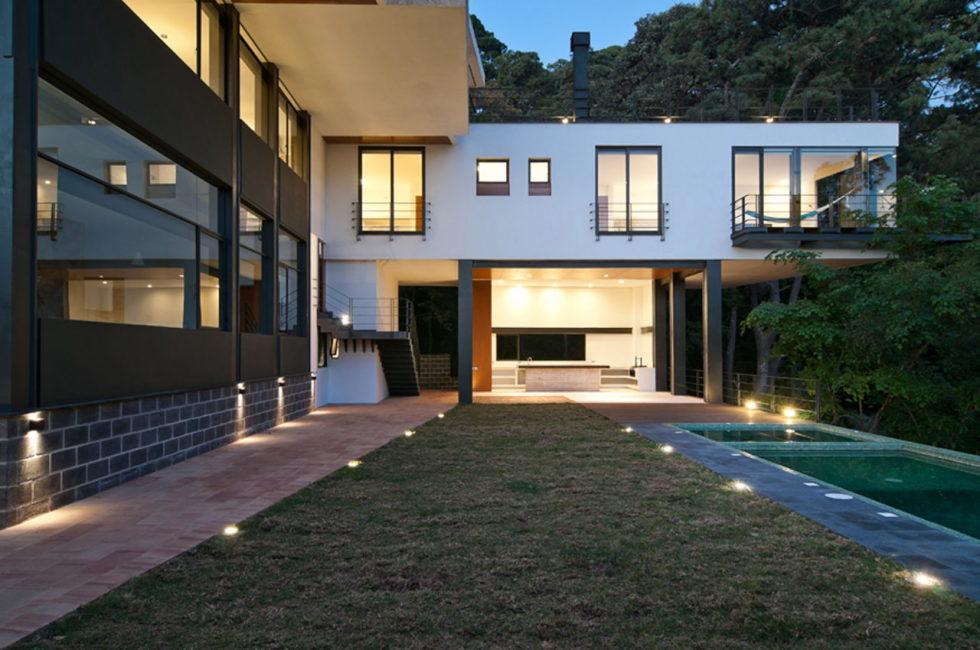 La Lagartija Energy-Efficient Residency in Mexico 1