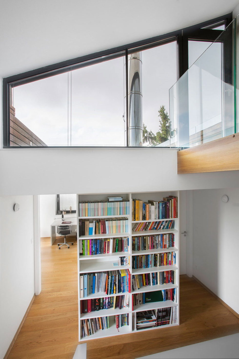 Modern Design Of Double View House in Bratislava, Slovakia 12