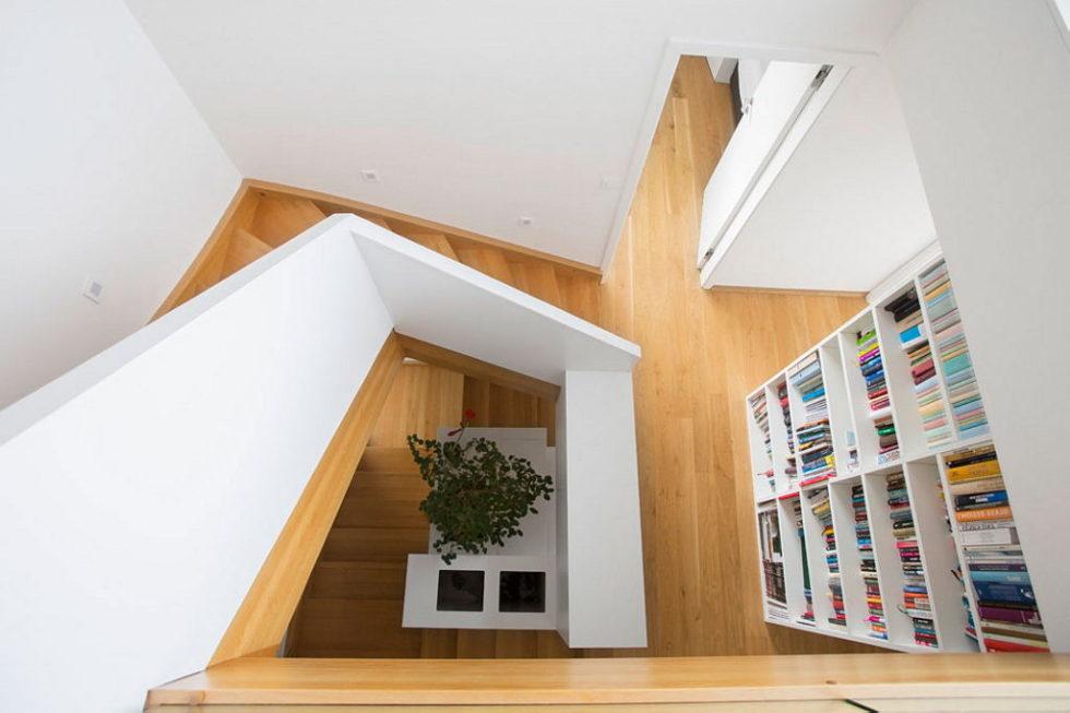 Modern Design Of Double View House in Bratislava, Slovakia 13