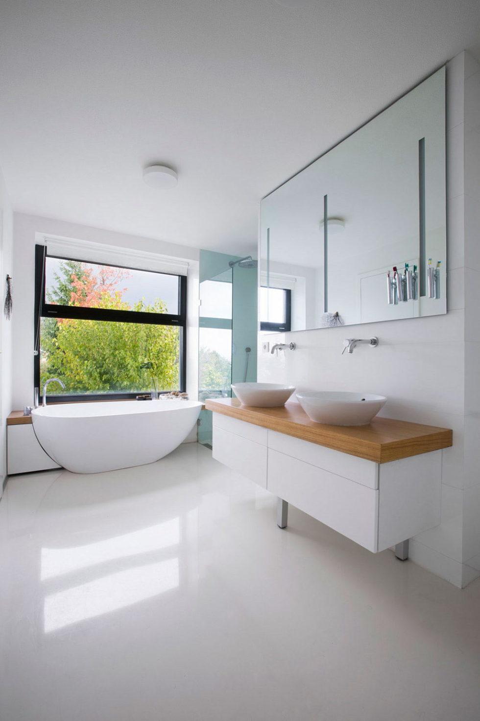Modern Design Of Double View House in Bratislava, Slovakia 16