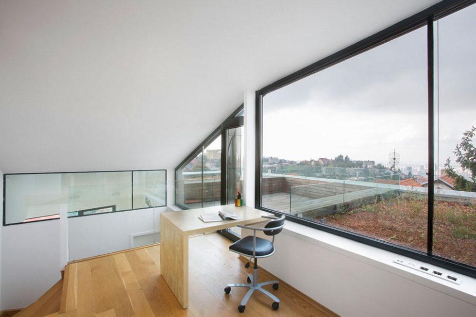 Modern Design Of Double View House in Bratislava, Slovakia 17