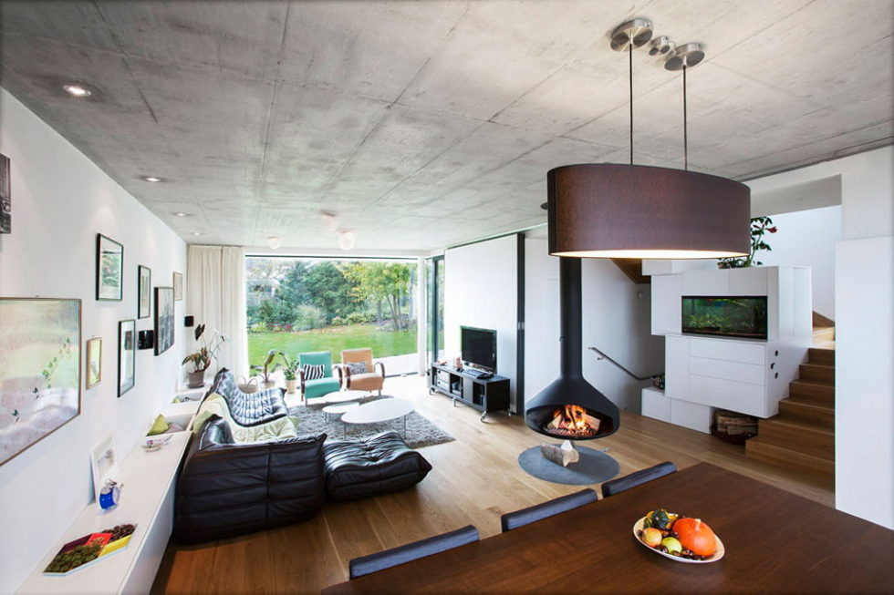 Modern Design Of Double View House in Bratislava, Slovakia 5