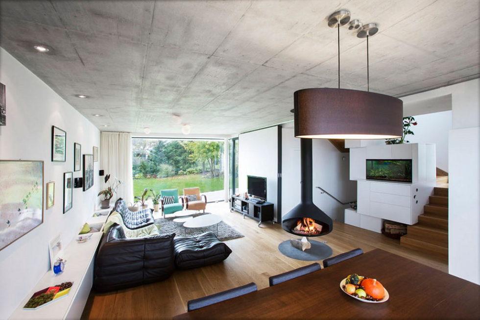 Modern Design Of Double View House in Bratislava, Slovakia 5