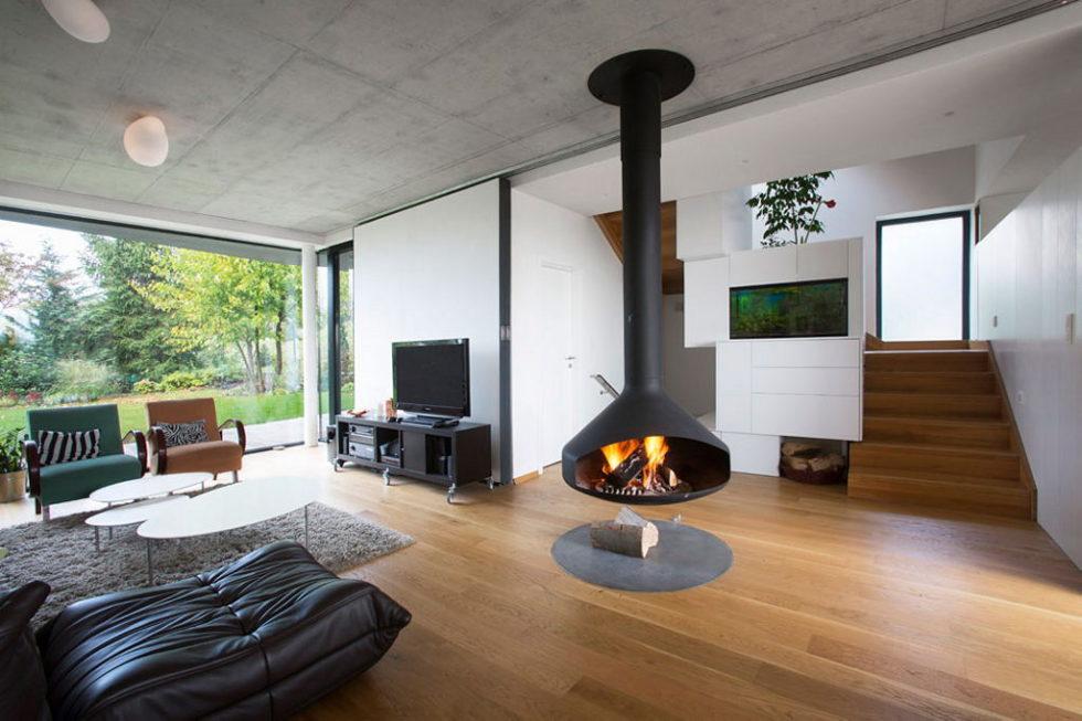 Modern Design Of Double View House in Bratislava, Slovakia 8