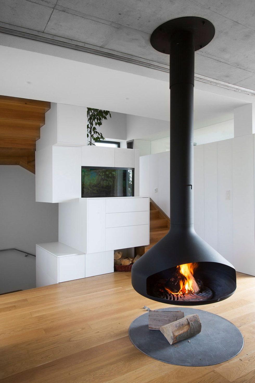 Modern Design Of Double View House in Bratislava, Slovakia 9