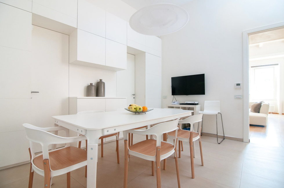 Modern-Styled Apartment in Rome, Italy 6