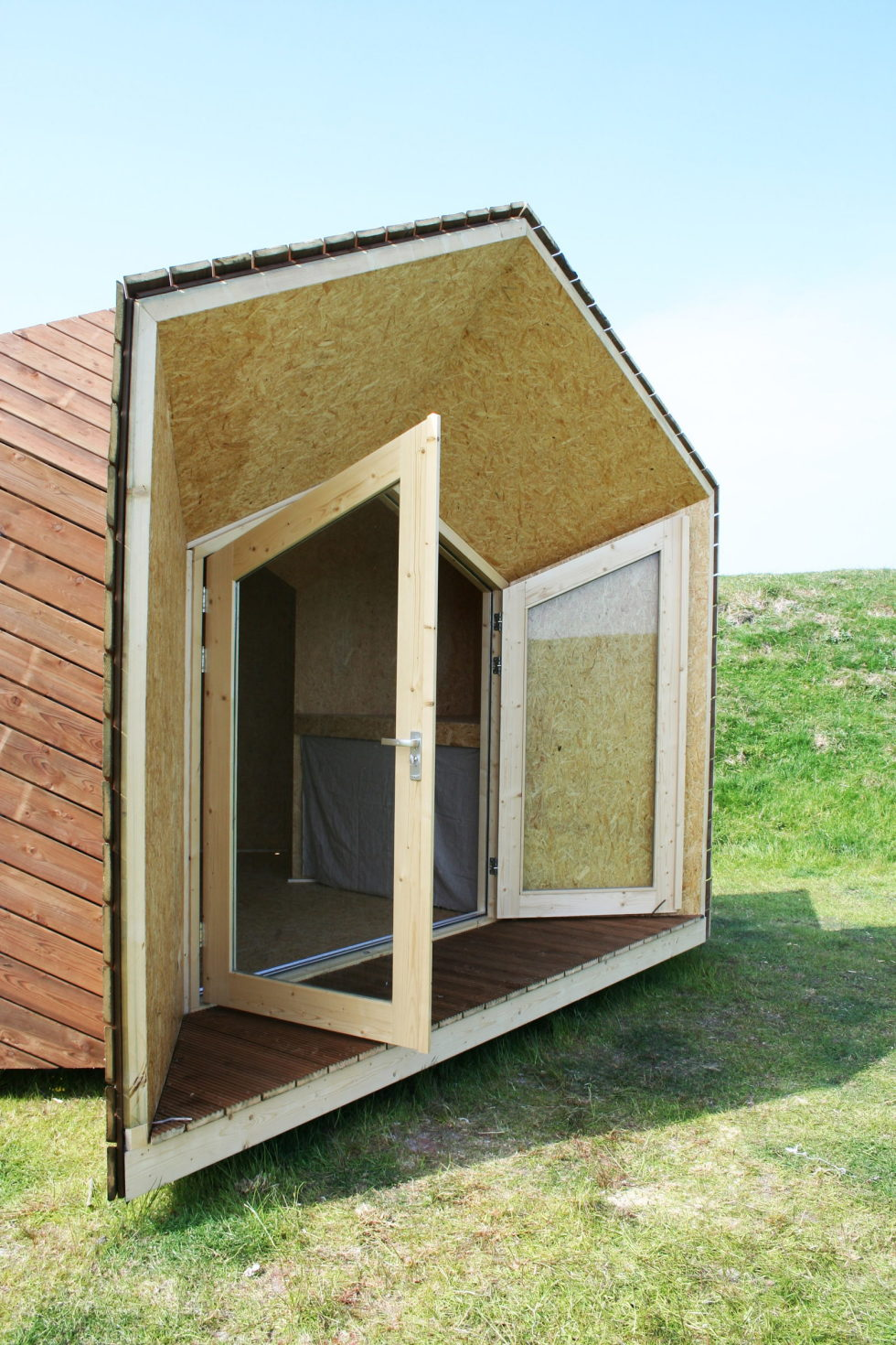 Modular Hermit Houses From The Cloud Collective Company 9