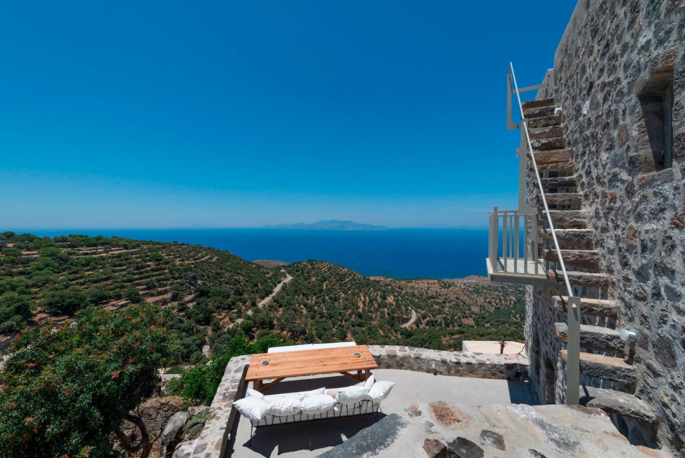 Private Castle on Nisyros Island 6