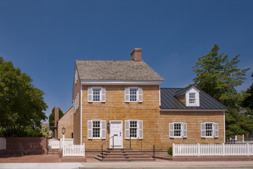Renovation Of The Historical House From Robert M. Gurney Architect Studio 1