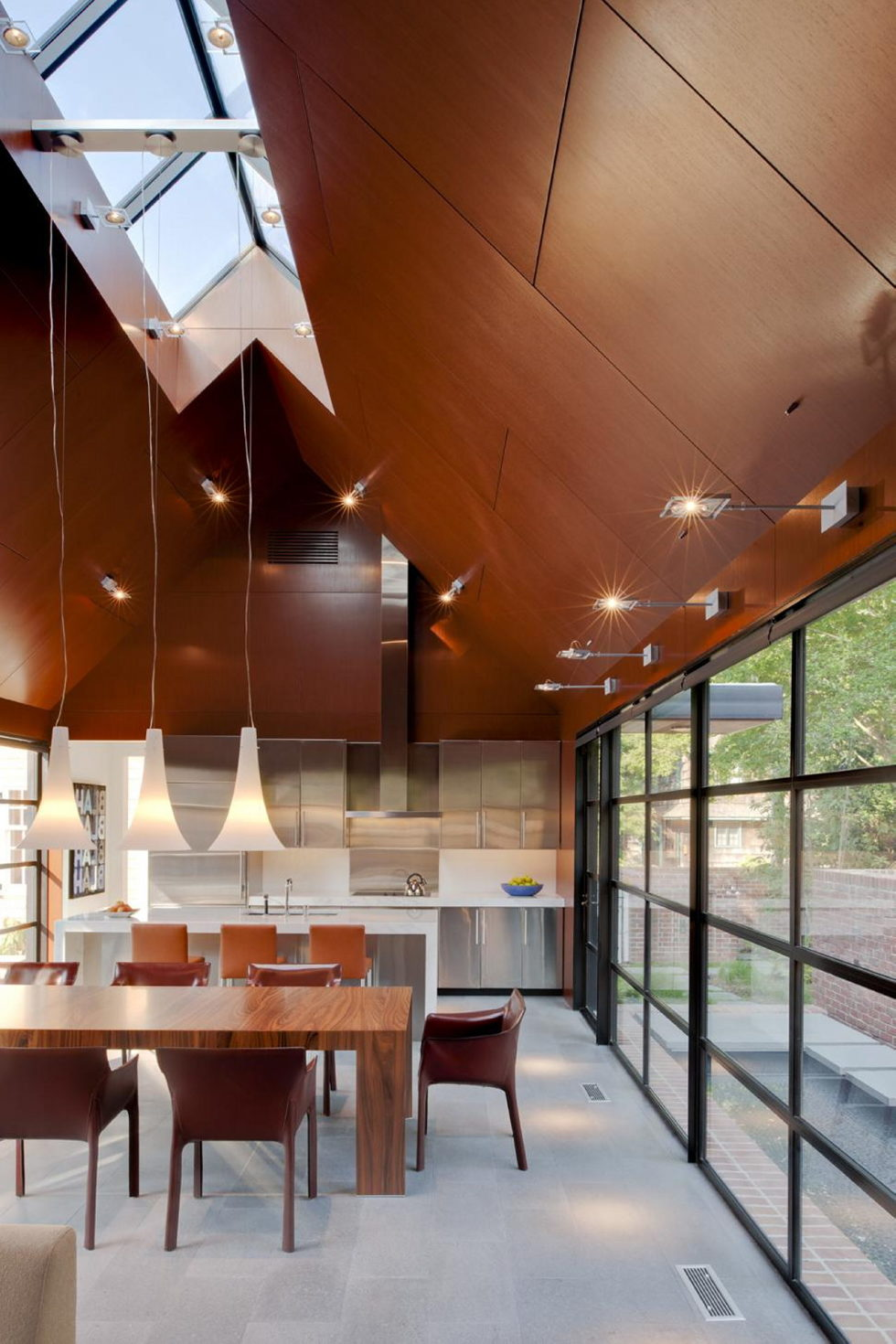 Renovation Of The Historical House From Robert M. Gurney Architect Studio 8