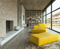 The House For Writer In Bologna From Giraldi Associati Architetti