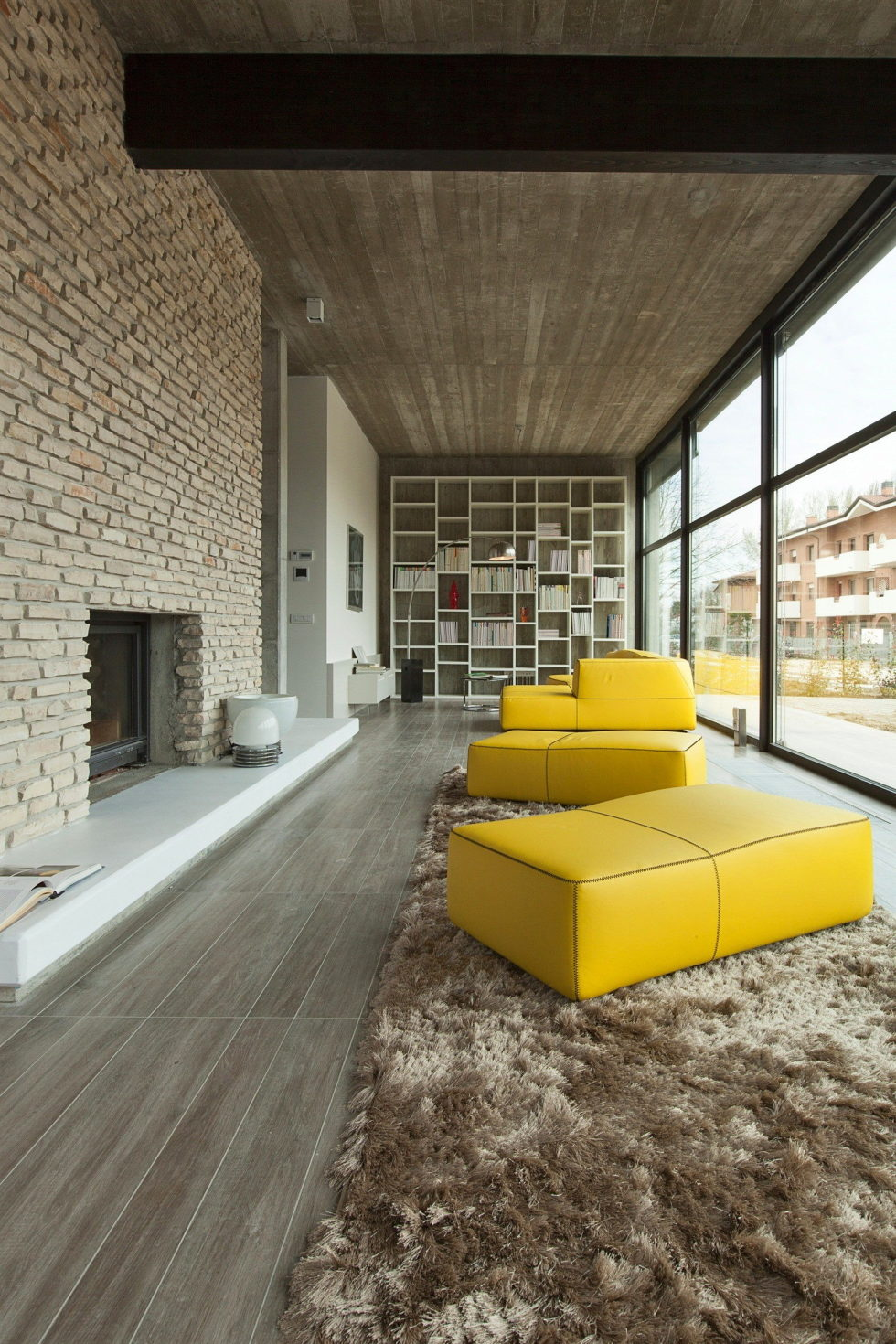 The House For Writer In Bologna From Giraldi Associati Architetti 1